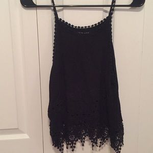 Kendall and Kyliis Black Top